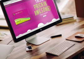 Branding, interactive web design