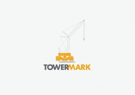 Logo design and concept for a Hong Kong based company engaged in heavy equipment sale and rental